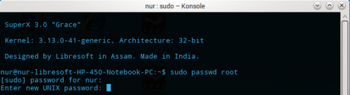Sudo passwd root.png